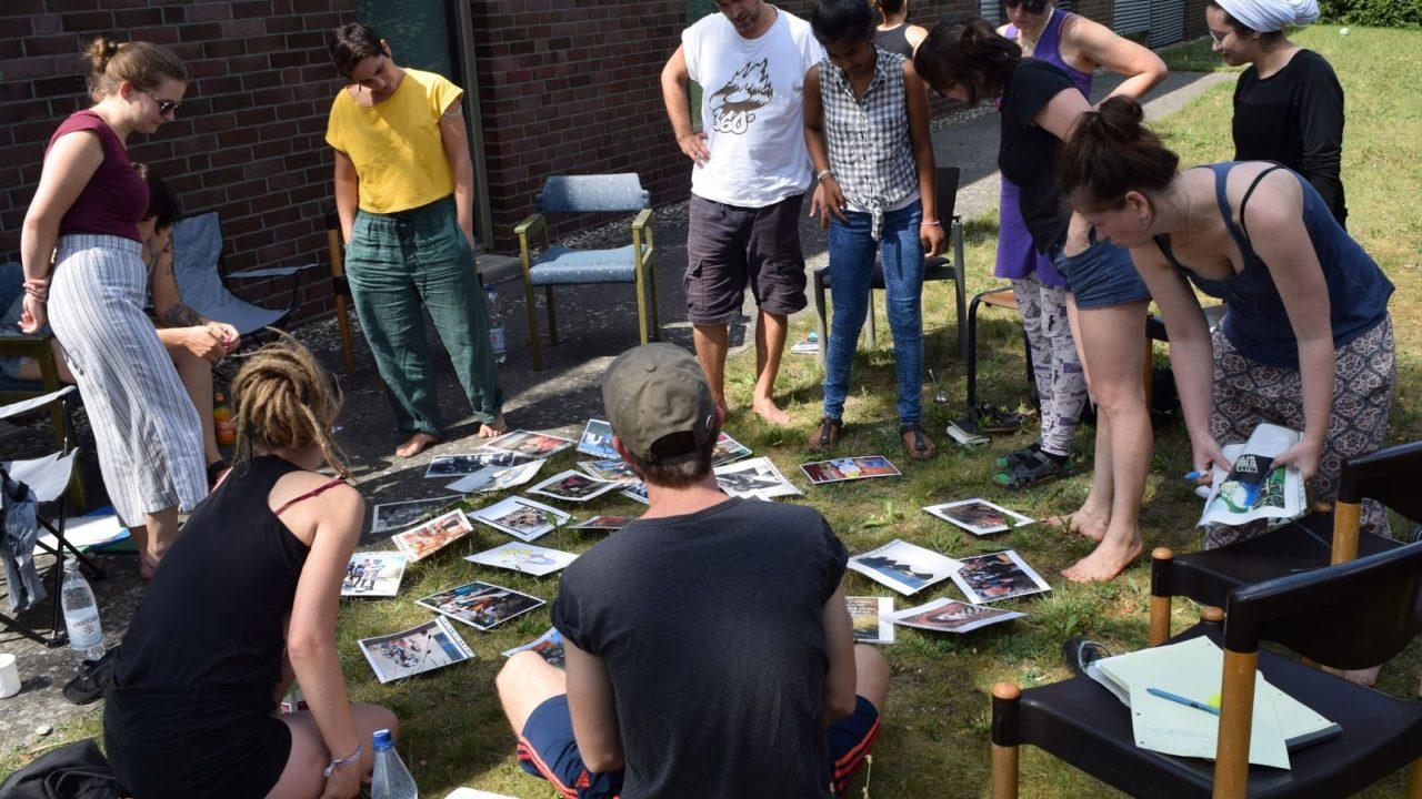 Cultures Interactive Summer School